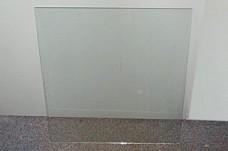 Backbox Glass - Clear