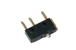 Subminiature Microswitch body only