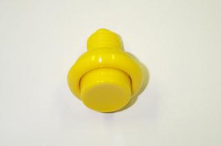 Flipper Button-Yellow