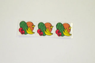 Decal DT Fruit