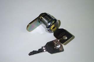 Lock - 5/8 Backbox Lock