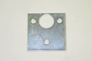 shooter plate assembly
