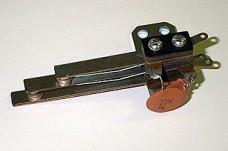 Left Flipper Button Switch + Bracket (2A)