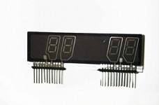 4 Digit Status Display - Glass Only