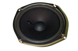 "Speaker 6"" - 25 Watt"