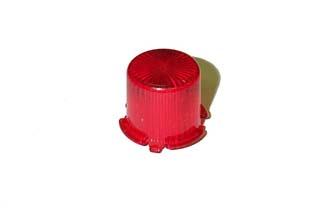 Dome - Mini Twist Lock - Transparent Amber