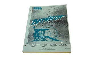 Baywatch Manual - Used