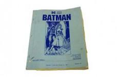 Batman Manual - Used