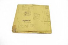Pioneer Schematic Manual - Used