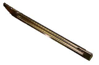 Leg - Polished Brass