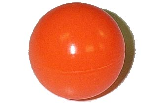Ball -NBA Fastbreak/CV backbox ball - Orange
