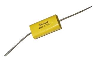 Capacitor 2.2 UFD 250V