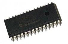IC -  10MHz PLC 16C57 28p PIC