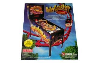 Flyer-Roller Coaster Tycoon