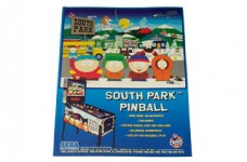 Flyer for South Park Pinball
