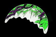 Creature Playfield Window Decal- Top