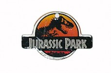 Jurassic Park- Key Fob