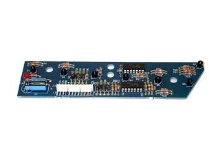 7 opto Trough PCB board