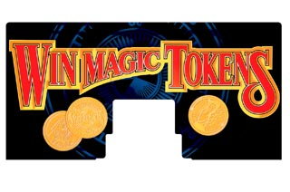 Safecracker Win Magic Token Topper Decal