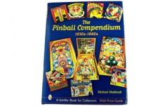 Pinball Compendium 1930-1960 Book
