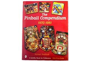 Pinball Compedium 1970-1981 Book
