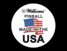 Williams- Made in the USA sticker