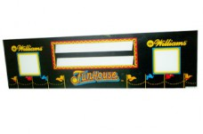 New Funhouse Speaker Panel Plastic -