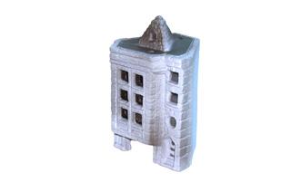 DIRTY HARRY- LEFT BUILDING