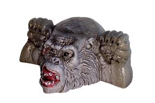 Gorilla Grey- Congo