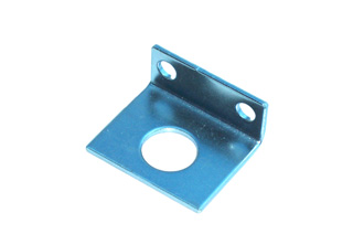 Bracket Large: Coil Mounting- The Shadow