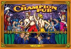Remanufactured The Champion Pub Translite