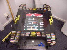 60 in 1 Retro Arcade Tabletop Game