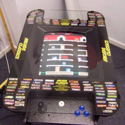 60 in 1 Retro Arcade Tabletop Game