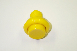 Flipper Button-Yellow