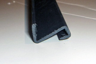 Molding WPC 95 Lift channel