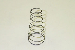Conical Compression Plunger Spring