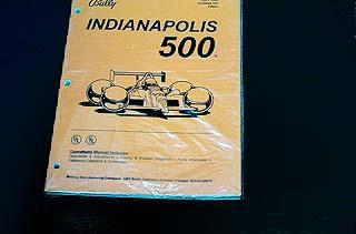 Manual Indy 500 Final