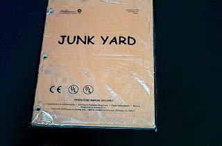 Manual Junk Yard Final - New