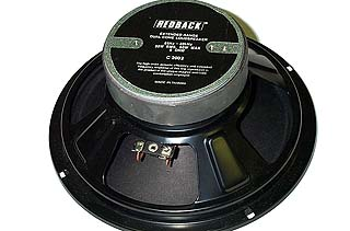 "Pinball 8"" Speaker - Better Frequency Response"