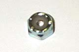 6-32 Nylon Insert Locknut - Regular Pattern
