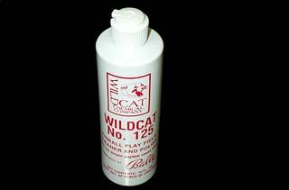 Wildcat No. 125 Playfield Cleaner