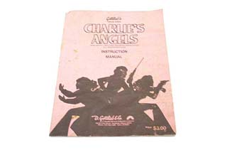 Charlie's Angels Manual - Used