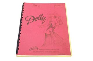 Dolly Service Manual - Used