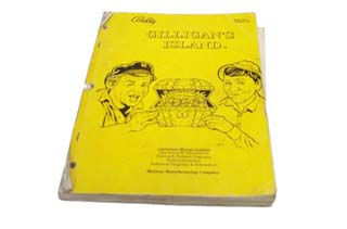 Gilligan's Island Manual - Used