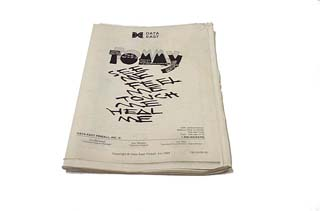 Tommy Manual - Used