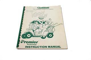 Teed Off Manual - Used