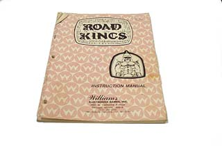 Road Kings Manual - Used