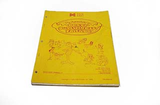 Rocky and Bullwinkle Manual - Used