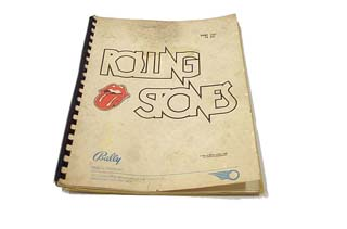 Rolling Stones Manual - Used