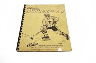 Powerplay Manual - Used